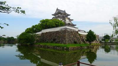 岸和田観光 岸和田城の観光 中巻。