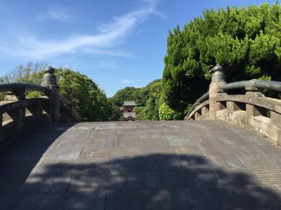 鎌倉 「鶴岡八幡宮」 参詣の旅!