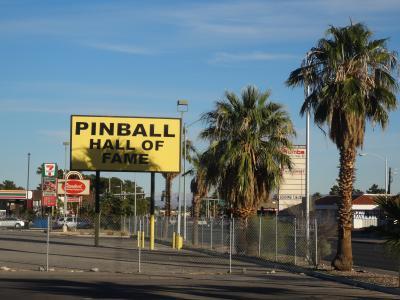 ラスベガス ピンボール博物館