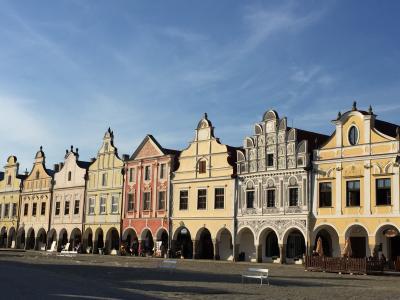 春のチェコ・プラハと小さな田舎町10日間【4】ミクロフから大移動!モラヴィアの真珠~テルチ~