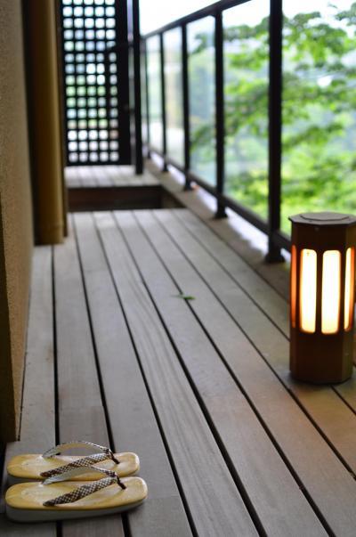 箱根の休日 2日間!極上のお湯と食とアートでリフレッシュ!② 和のオーベルジュ『箱根 時の雫』でのんびり!