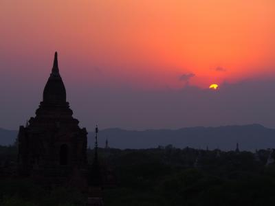 Myanmar (Day 5) - From Mandaley to Yangon -