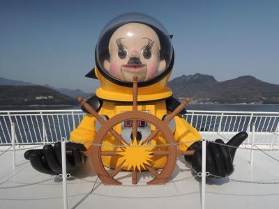 四国出身夫婦の初めての小豆島旅行(8)