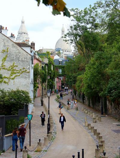 ツール・ド・エウロパ 2015 フランス編 57 旅の終わりのパリで、「資本主義の終わり」について考える・・・ついでに、サン・ドニまで・・・