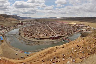 豪華、カンゼ・チベットの旅 5