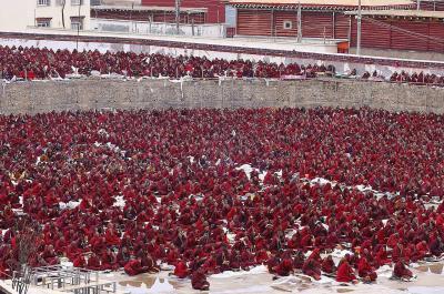 豪華、カンゼ・チベットの旅 7