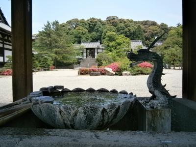 聖徳太子ゆかりの叡福寺へ