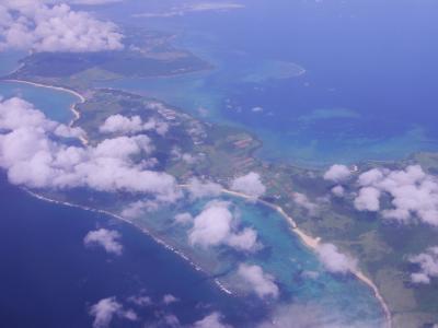 八重山列島ひとり旅 その1 石垣島~黒島
