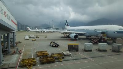 いざ!香港へ…