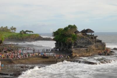Bali * タマン・アユン寺院~タナ・ロット寺院