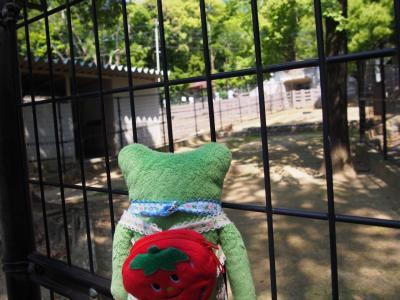 けろ子ZOOへ行く(6)五月山動物園