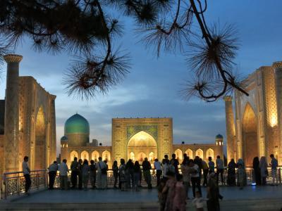 ウズベキスタンに行って来た(4) 旅のフィナーレはサマルカンドで(2016年5月)