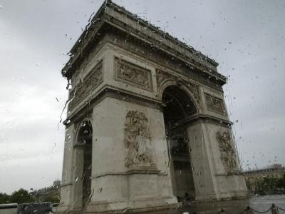 東フランスの田舎とパリを楽しむ8日間⑤-2(パリ到着)