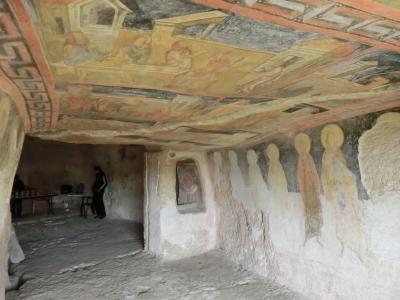 イヴァノヴォの岩窟教会