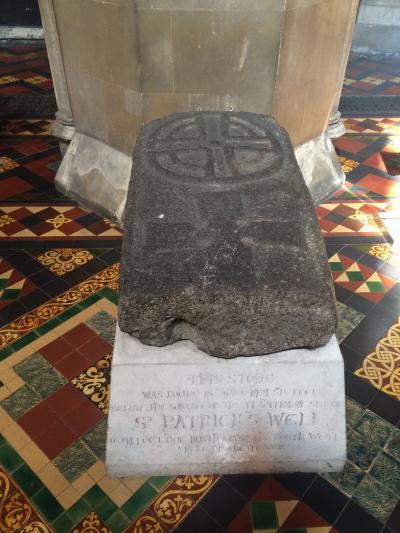 アイルランド:Ireland2016-Dublin(ダブリン)-5~St. Patrick's Cathedral(聖パトリック大聖堂)他~