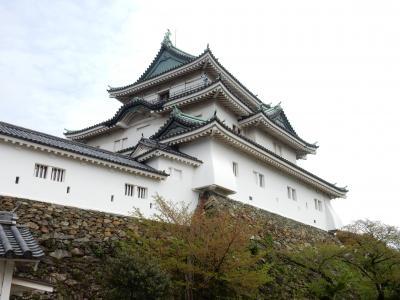 日本100名城巡り 新大阪起点で近畿7城、2泊3日の旅 ③