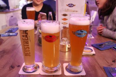 2015年 秋 南ドイツ&ザルツブルグ紀行 Part13(最後までビールを堪能!世界でココだけ空港内醸造所で作られたビールを帰国直前までいただきます)