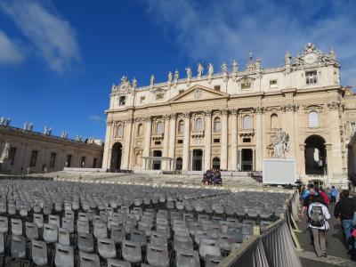 ローマとナポリ またまたイタリア3回目の街歩き(3日目 その1)