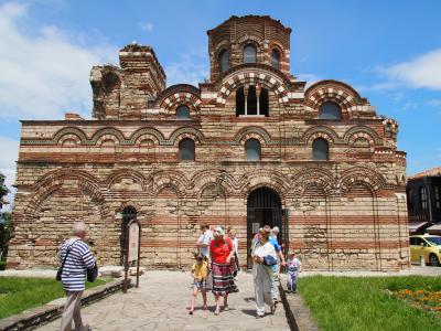 ブルガリア旅行ー9:ブルガス(リゾートシーズン間近)