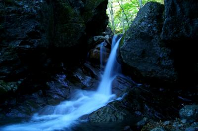 ◆青葉若葉の磐梯吾妻滝めぐり~三日月の滝&幕滝編