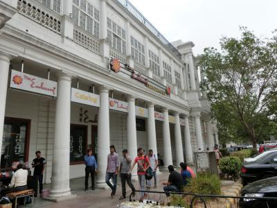 初インドを中国東方航空利用、手配旅行で行ってきました。⑩デリーその2 ラージ・ガート~コンノート・プレイス~カーン・マーケットへ。