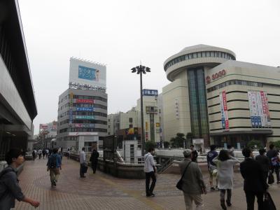 フルムーングリーンパスの旅4日目新潟から大宮へ移動(修正版)
