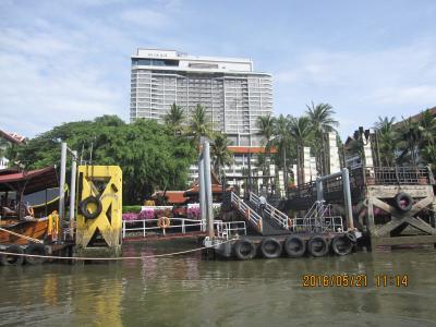バンコクぷらり旅4(自由満喫2)アナンタラ リバーサイド バンコク リゾート リノベーション