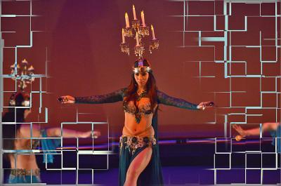第49回多治見市市民文化祭 ダンスの部/ベリーダンス他
