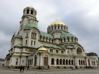 アレクサンドル・ネフスキー大聖堂 (ソフィア)