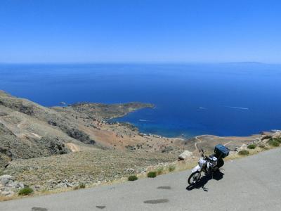 じじいのバイク一人旅 3 3 (ギリシャ 編 パート2)