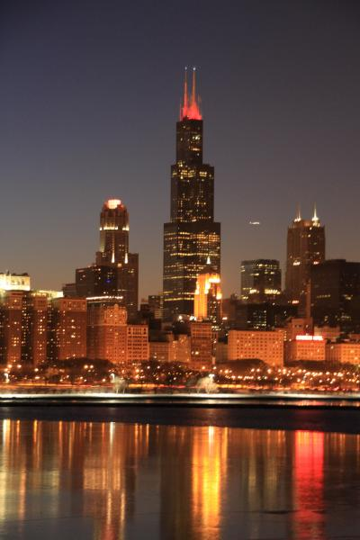 1ヶ月休暇でアメリカ東海岸縦断レンタカー旅行 Chicago 最終回
