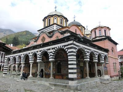 リラの僧院 (聖母誕生教会)