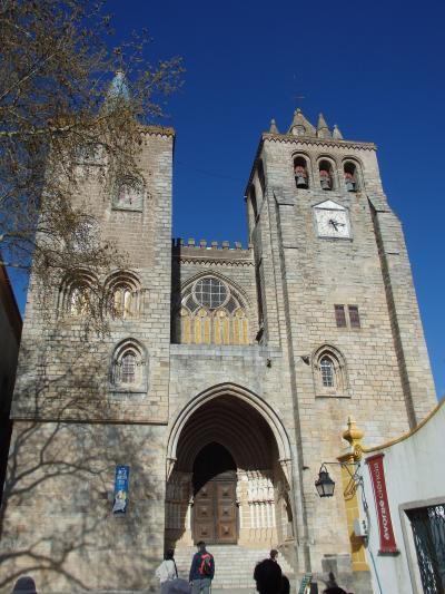 13日間のスペイン ポルトガル⑩ エヴォラ観光