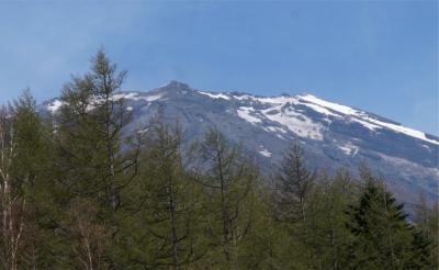 富士山を眺める旅・・・のはずだった富士山麓の1泊 前半