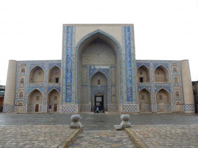 ウズベキスタン2016GW旅行記 【7】ブハラ1