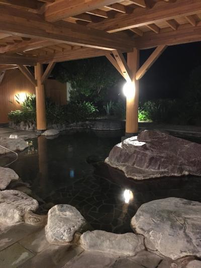 静かにのんびり寛げる温泉ホテル