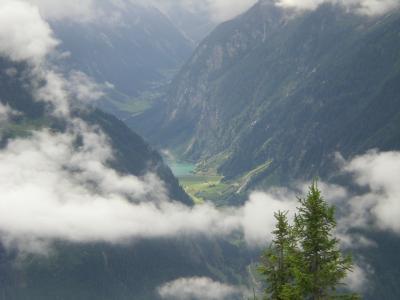 ドイツ・オーストリア 山と音楽の旅 ③マイヤーホーフェン・ハイキング編