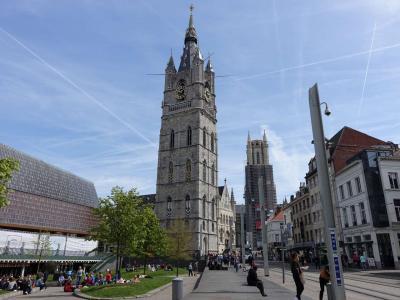 オランダ・ベルギー・ドイツを巡る旅⑥(ゲント編)