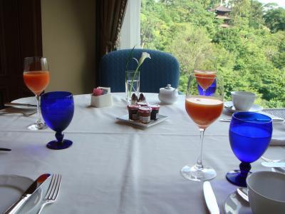 椿山荘で過ごす週末
