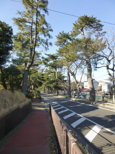 東海道をのんびり歩く旅6 平塚宿~大磯宿