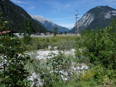オーストリアのチロル&エーアヴァルト、ドイツのバイエルンの旅 【71】 ロイターシュのWeidach地区へ