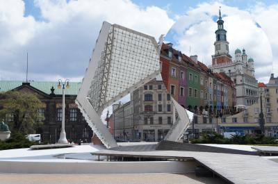 商業都市として栄えたポーランド最古の都市ポズナン