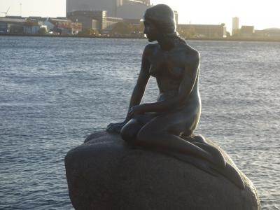 2015 ジャーマン/デンマーク鉄道パスの旅(14) 最終日は、チョッピリ「コペンハーゲン」街歩き