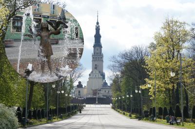 カトリック総本山ヤスナ・グラ僧院のチェンストホーヴァ