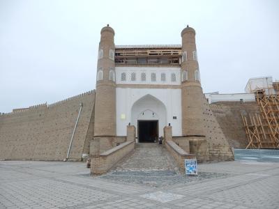 ウズベキスタン2016GW旅行記 【9】ブハラ3