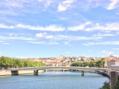 スウェーデン、イタリア、フランス3カ国旅行(リヨン)