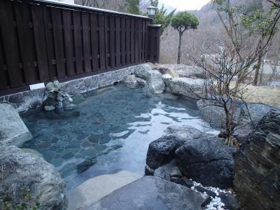 秘湯へ 桃の木温泉 山和荘