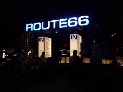 大爆音。。深夜0時から・・終わりのない BANGKOK巡り.. ROUTE 66 @RCA(20の15)ROCK 35本