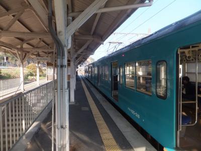 2015 初奈良マラソンと関西観光【その3】和歌山線の旅