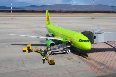 日本に一番近いヨーロッパ、ウラジオストクの旅 Part 6 - S7航空 ウラジオストク→成田